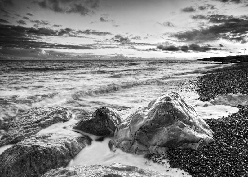 Coastal Sunset, Lancing, West Sussex