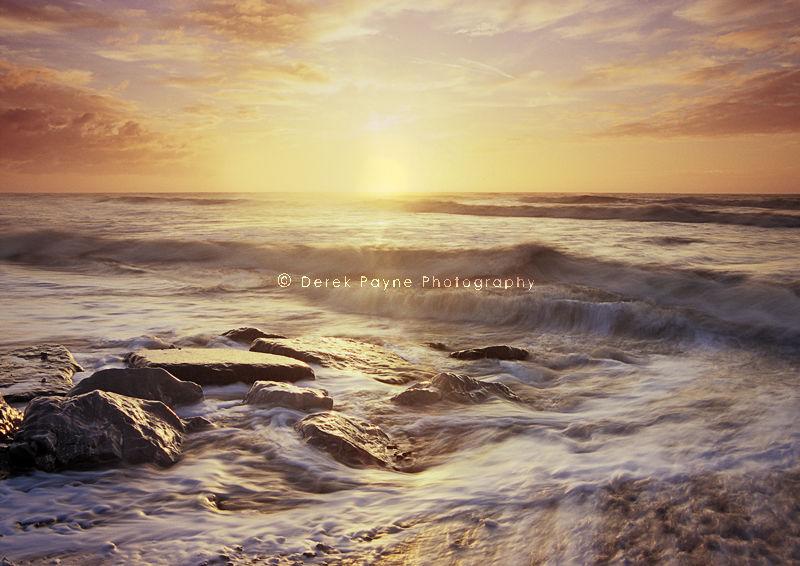 Stormy Sunrise~Lancing Coast