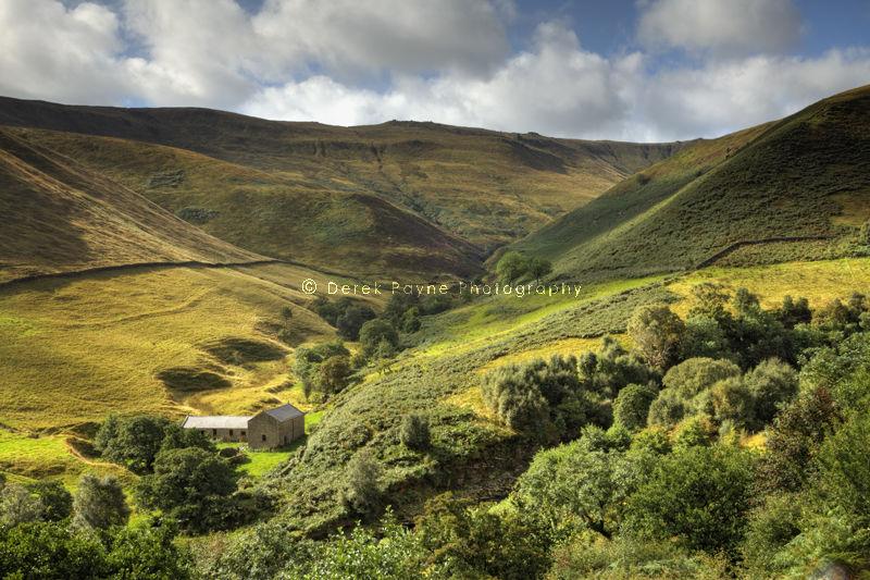 Blackden Barn, Blackdenmoor, The Peak District, Derbyshire.