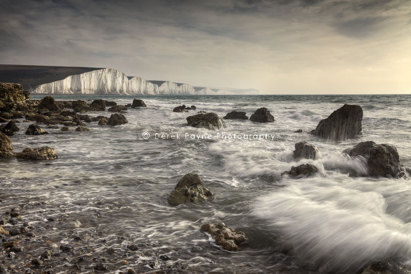 View of Seven Sisters