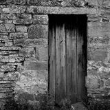 Old farm door