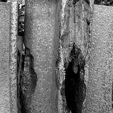Rusting railway
