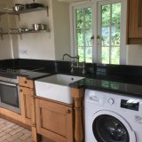 Second Kitchen- oven, washing machine, tumble drier