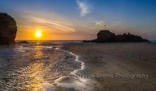 Perranporth Sunset CW07