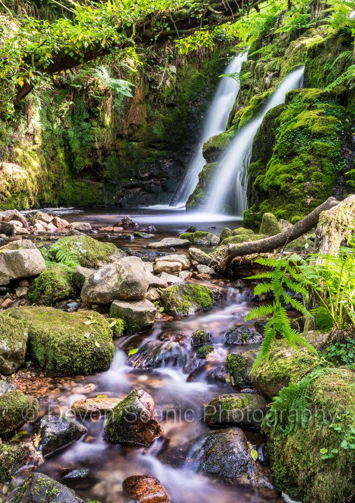 Venford Brook Falls, DM19