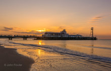 Bournmouth Pier at Sunrise DOR03