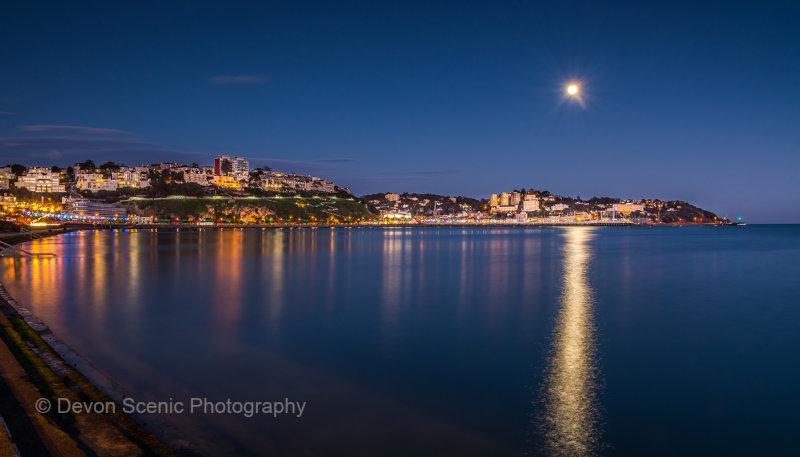 Torquay By Moonlight T101