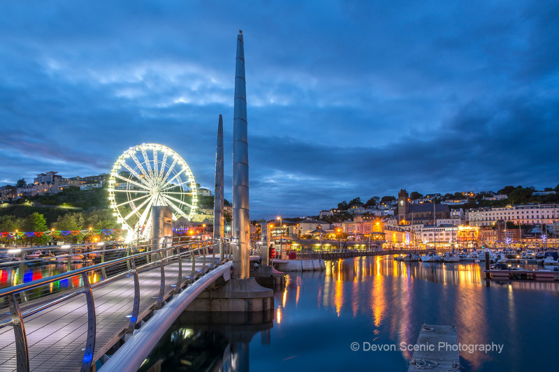 Harbour And Wheel TW27