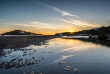 Bigbury Sunset DV39