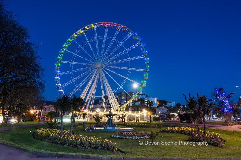 Wheel By Moonlight TW20