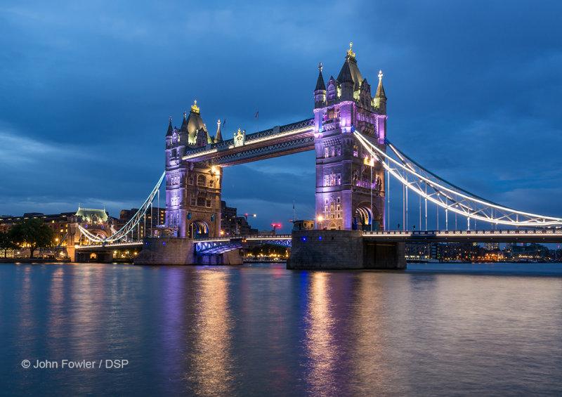Tower Bridge at Twilight L01