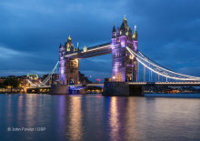 Tower Bridge at Twilight L01