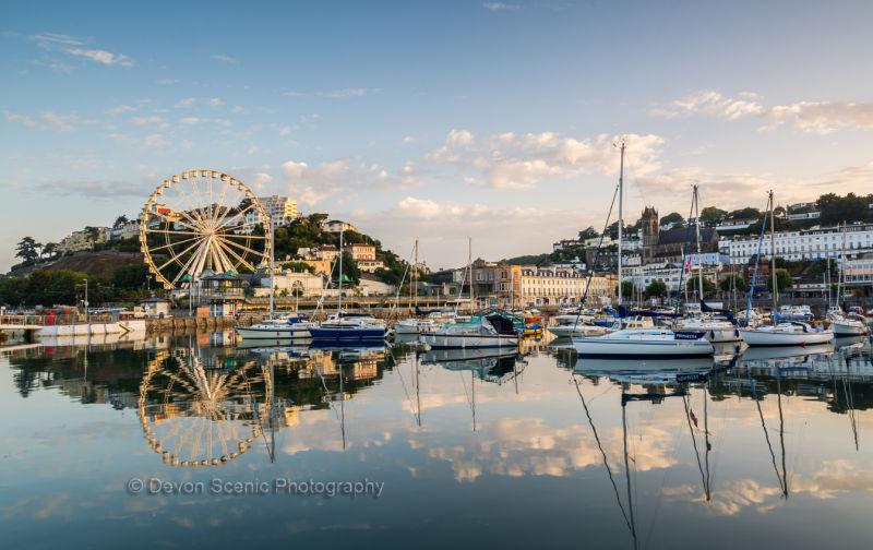 Torquay Harbour TW16