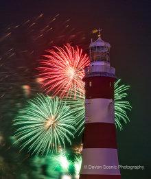 Plymouth Fireworks DV53