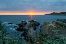 Woolacombe Sunset DV17