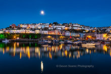 Harbour By Moonlight B23