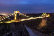Clifton Suspension Bridge, Bristol BR01