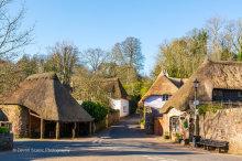 Cockington Village T123