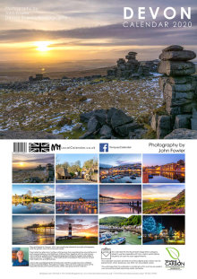 Devon 2020 Calendar