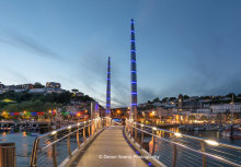 Torquay Harbour Bridge T175