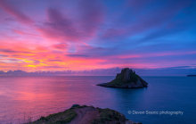 Thatcher Rock Sunrise T121