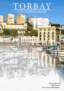 Torbay A4 Colouring Book