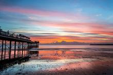 Paignton Pier Sunrise P14