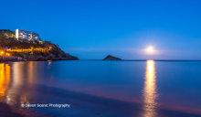 Thatcher Rock By Moonlight T146
