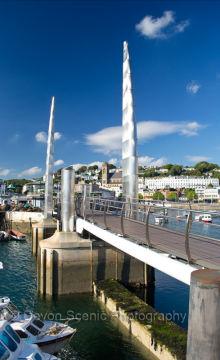Torquay Harbour bridge T11