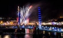 Torquay Harbour Fireworks 2012 T53