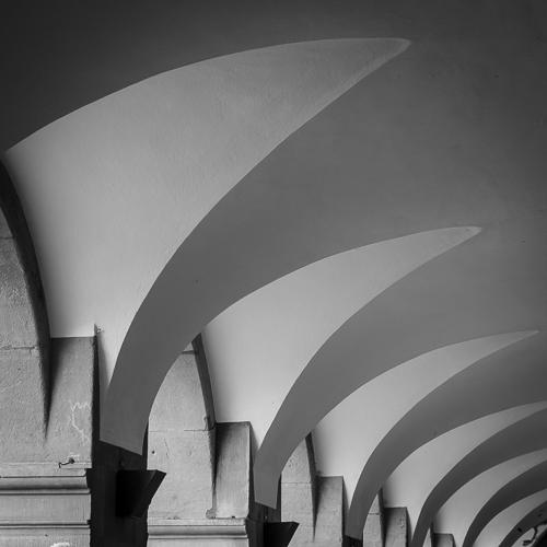 Arches, Rathaus, Luzern, Switzerland 2014