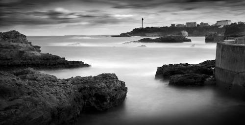 Vieux Port, Biarritz, France 2010