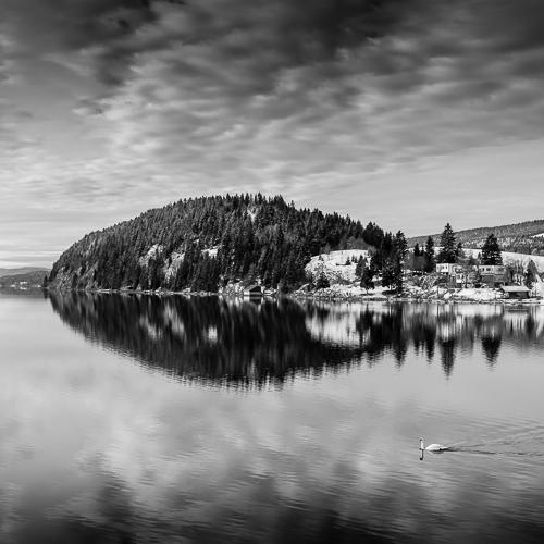 Lac de Joux I, Switzerland 2013