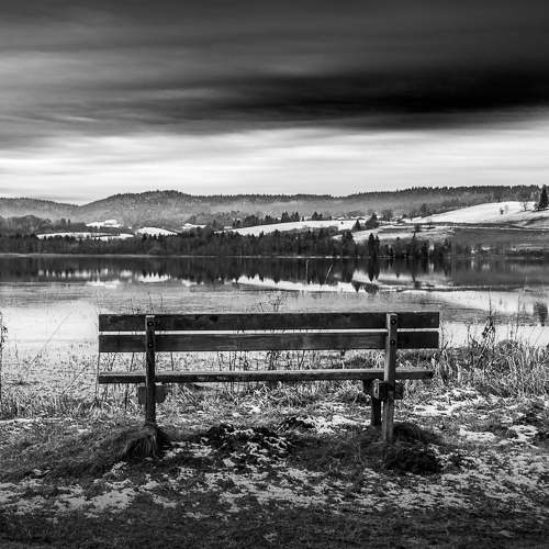 Seat with a View, Lac de Remoray, France 2013