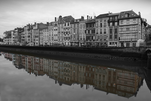 Buildings, Petit Bayonne, France 2010