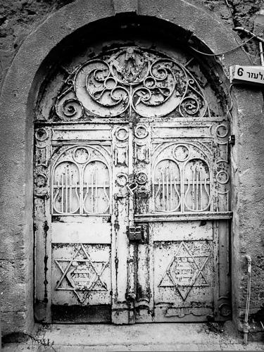 Doors I, Tel Aviv