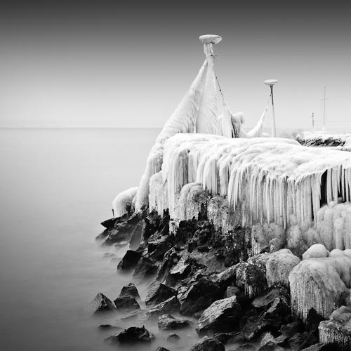 Nyon under Ice, Switzerland 2012