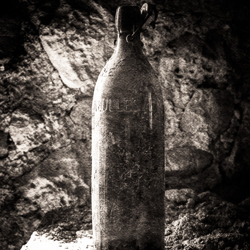 Wine Bottle, Lélex, France 2014