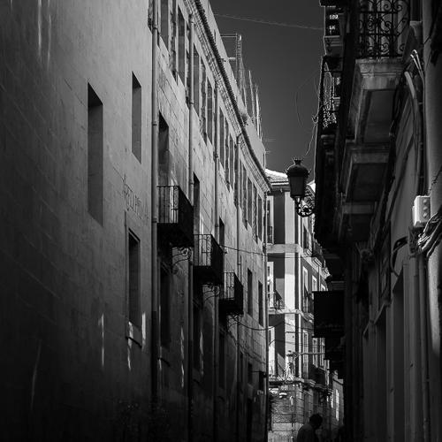 Alley, Alicante, Spain 2013