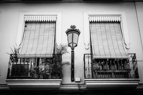 Two Balconies, Alicante, Spain 2013