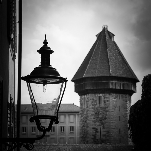 Light & Tower, Luzern, Switzerland 2013