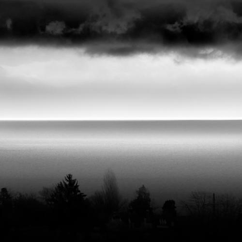 Lac Léman Clouds, Switzerland 2011