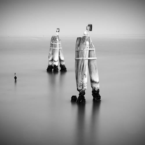 Moorings, Isola San Pietro, Venice, Italy 2011