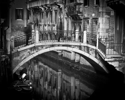 Rio dei Barcaroli, San Marco, Venice, Italy 2011