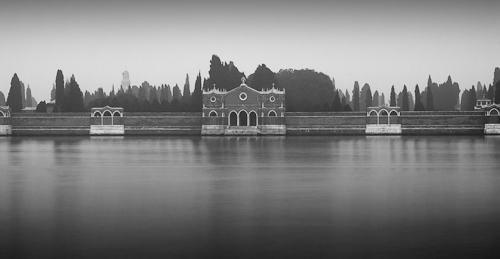 San Michele, from Fondamente Nuove, Venice, Italy 2011
