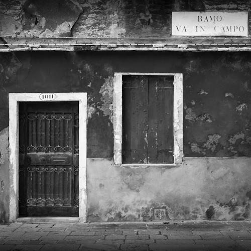 House, San Croce, Venice, Italy 2011