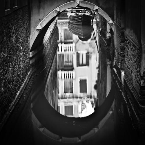 Reflections, Ponte del Modena, San Croce