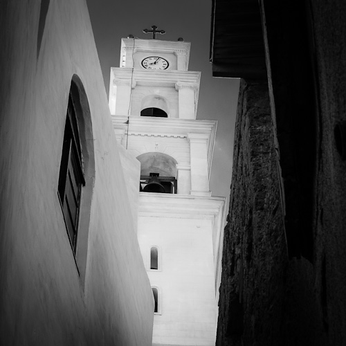Church, Old Jaffa