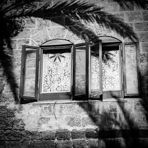 Windows, Old Jaffa