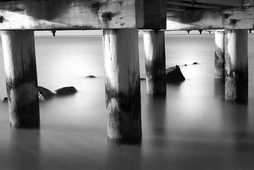 Pier II, Port Melbourne, Australia 2010